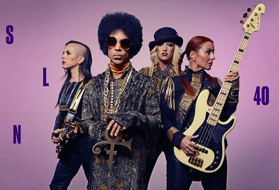 Prince 3rdEyeGirl SNL Photo