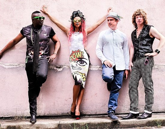 The Brand New Heavies Sweet Freaks Promo