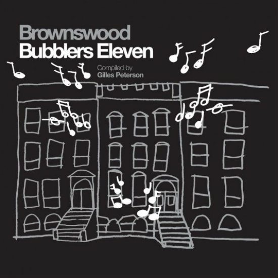 brownswood bubbler 11-gilles peterson