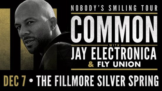 flyer-common-jay-electronica-the-fillmore-silver-spring