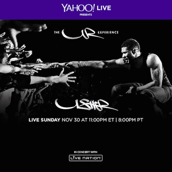 flyer-usher-yahoo-live