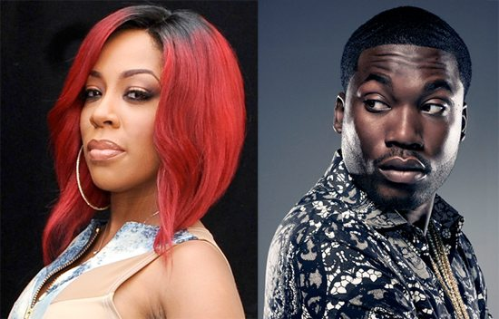 K Michelle And Meek Mill 'Anybody Wanna Buy A H...
