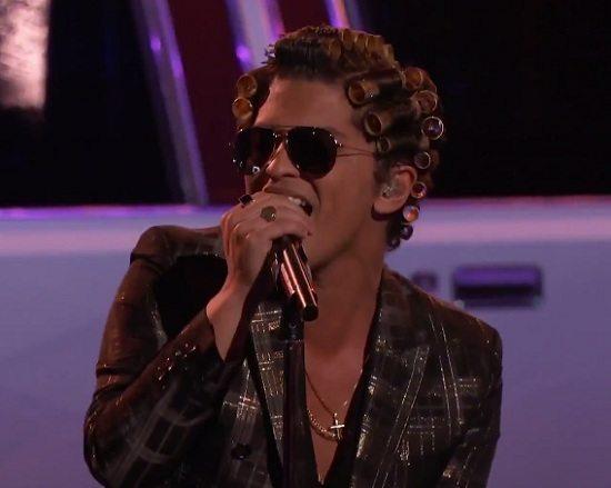 Bruno Mars Uptown Funk The Voice