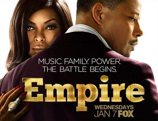 Empire Promo Taraji Henson Terrance Howard