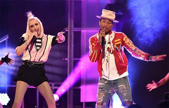 Gwen Stefani And Pharrell People Magazine Awards