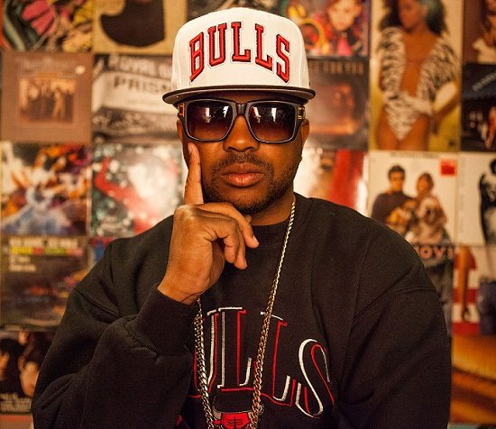 The-Dream All Bulls Everything