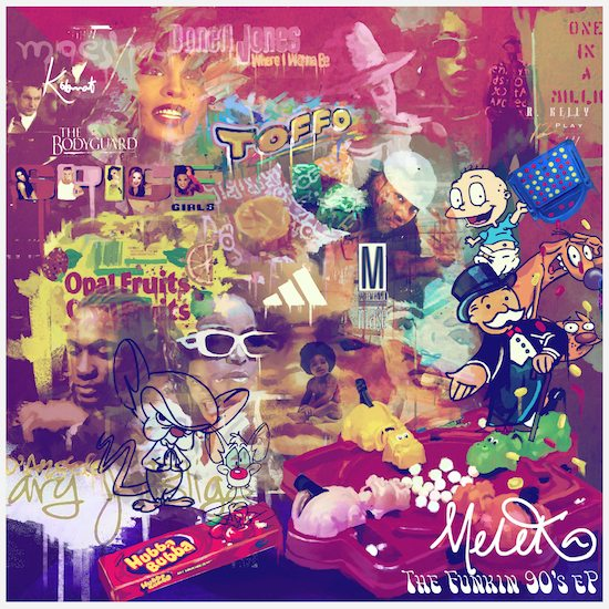 meleka-the-funkin-90s-cover