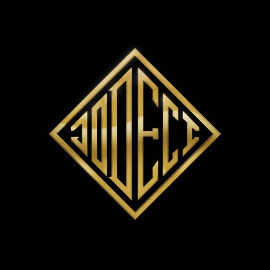 Jodeci Black Gold Diamond Logo