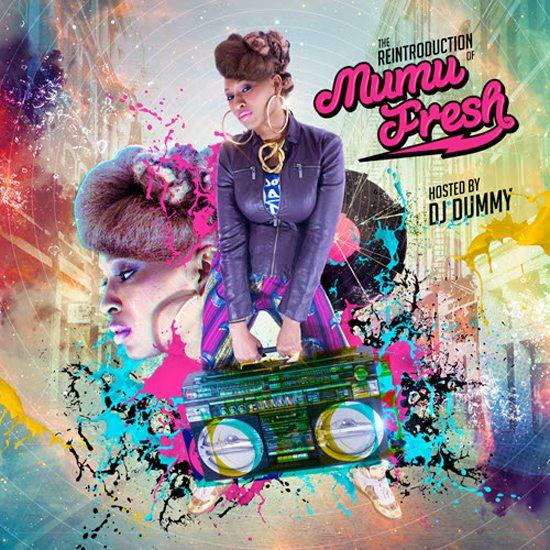 maimouna-youssef-the-reintroduction-of-mumu-fresh-mixtape-cover