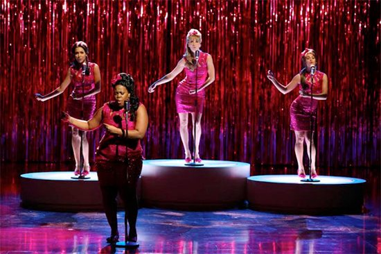 Amber Riley Glee Baby Its You