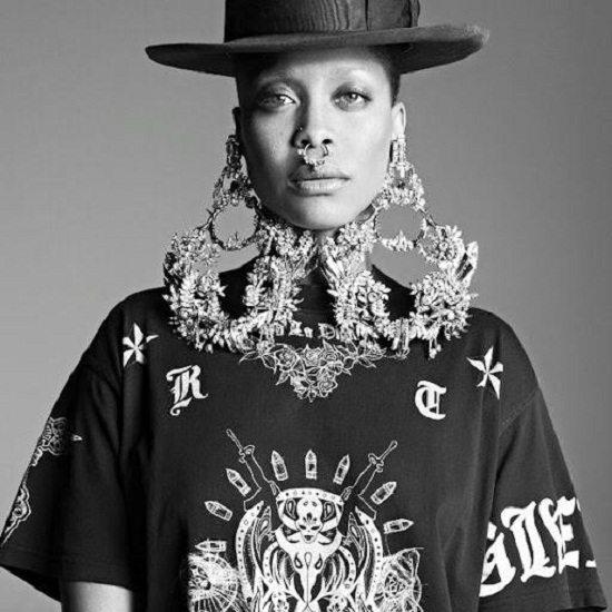 Erykah Badu Givenchy