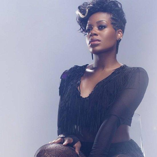 Fantasia Black Fringe Top