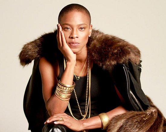 Jessica Betts Fur Collar