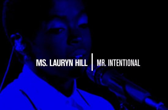Lauryn Hill Mr Intentional Still
