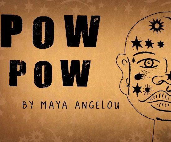 Maya Angelou Pow Pow YouTube Screenshot