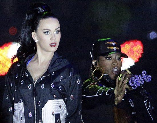 Katy Perry, Missy Elliott