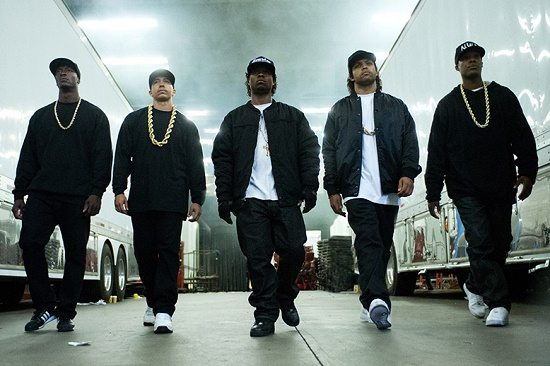 NWA Straight Out Of Compton Still