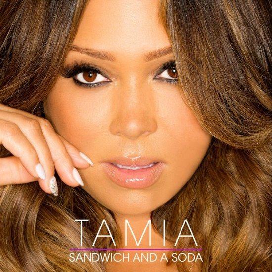 Tamia Sandwich And A Soda Cover