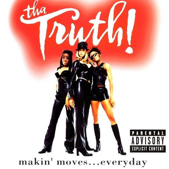 Tha Truth Making Moves Cover