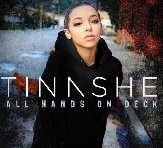 Tinashe All Hands On Deck Cover