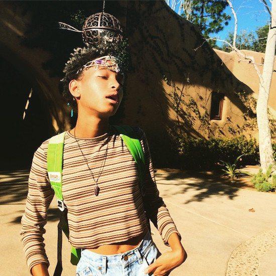 Willow-Smith-Headgear