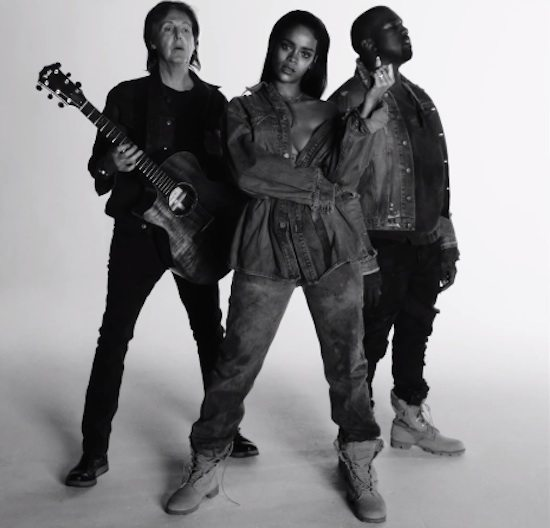 rihanna-kanye-west-paul-mccartney-four-five-seconds-screenshot