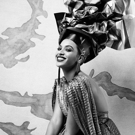 Beyonce Headwrap BW