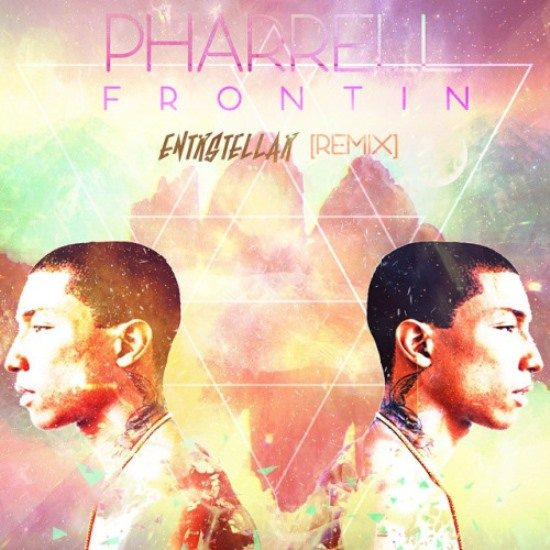 ENTRSTELLAR Cover Art Pharell Frontin Remix