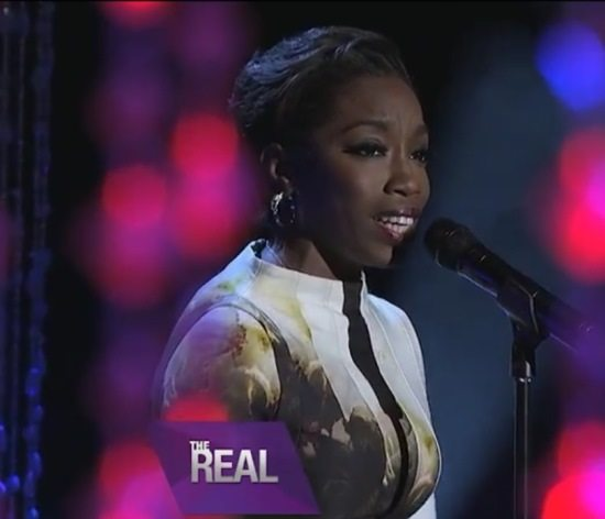 Estelle Silly Girls Performance The Real YouTube Screenshot