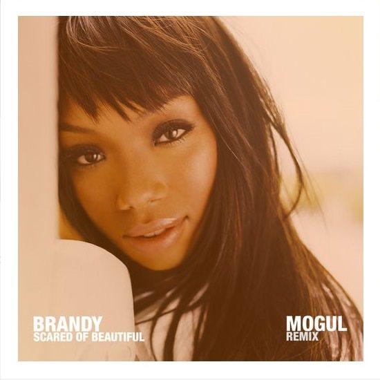 Mogul Cover Art Brandy Remix Scared of Beautiful