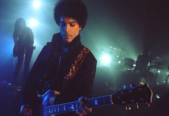 Prince 3rdEyeGirl Guitar