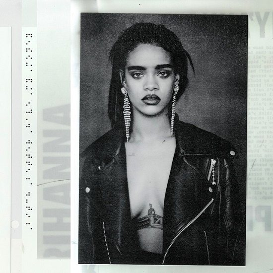 Rihanna BBHMM Cover