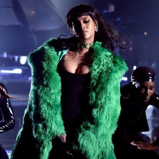 Rihanna IHR Awards 2015