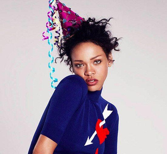 Rihanna Party Hat
