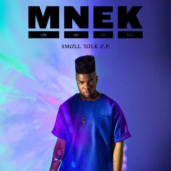 mnek-small-talk-ep-cover