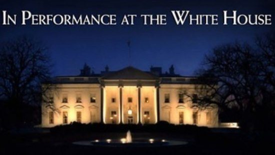 In Performance At The White House Screen Shot