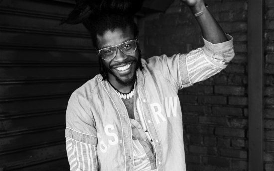 Jesse Boykins For WeTransfer Campaign