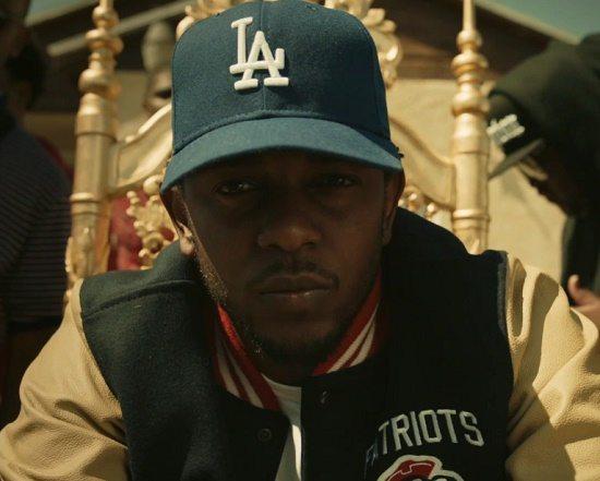 Kendrick Lamar King Kunta Still