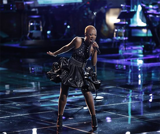 Kimberly Nichole Singing What's Up On The Voice