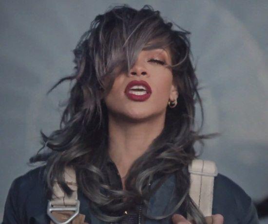 Rihanna American Oxygen Still