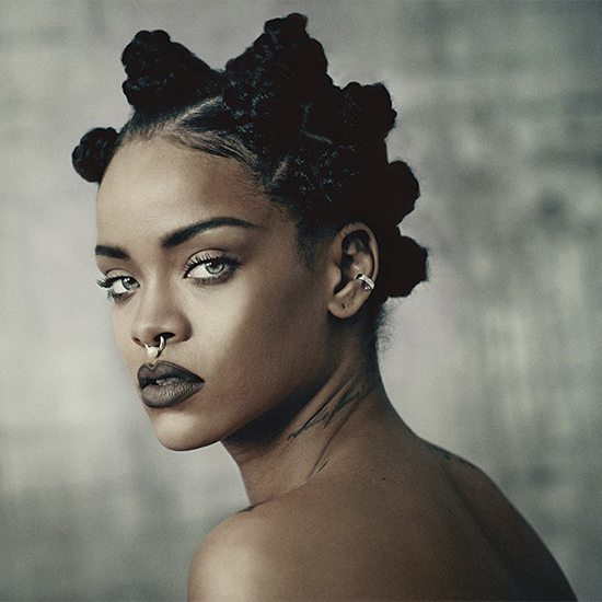 Rihanna-With-Septum-Piercing-And-Knot-Hair