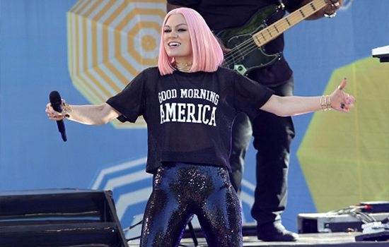 Jessie-J-On-Good-Morning-America