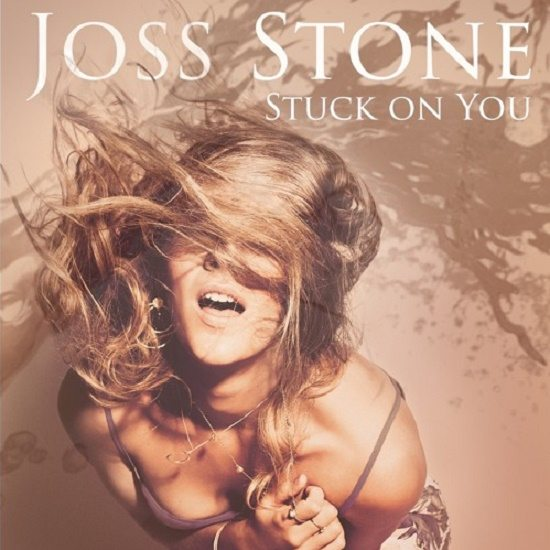 Joss-Stone-Stuck-On-You-Cover