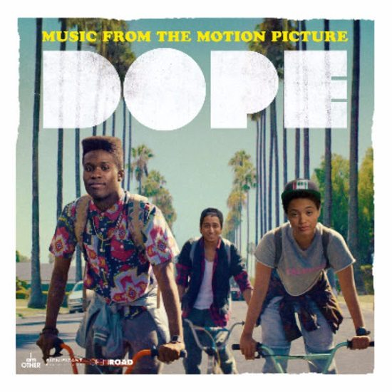 DOPE-Soundtrack-Cover