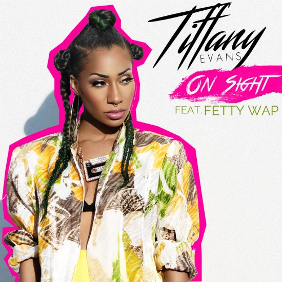 Tiffany-Evans-On-Sight-Fetty-Wap-2015
