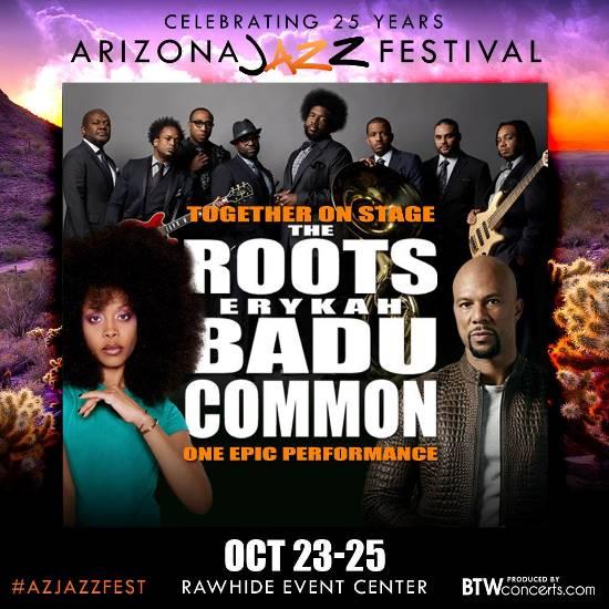 Arizona-Jazz-Festival-Flyer-Erykah-Badu-Roots-Common