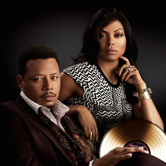 terrance-howard-taraji-p-henson-empire-gold-record