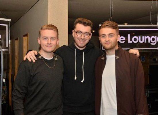 Disclosure-Sam-Smith-BBC-Live-Lounge
