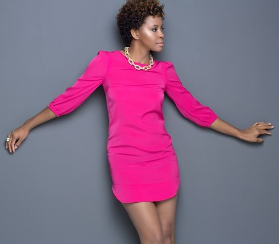 Jae-Franklin-Hot-Pink-Dress