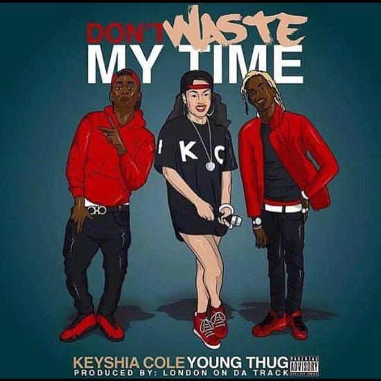 Keyshia-Cole-Young-Thug-Time